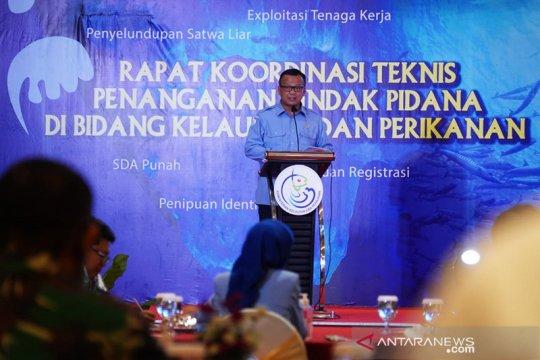 Menteri Edhy ajak pemuda majukan sektor kelautan dan perikanan