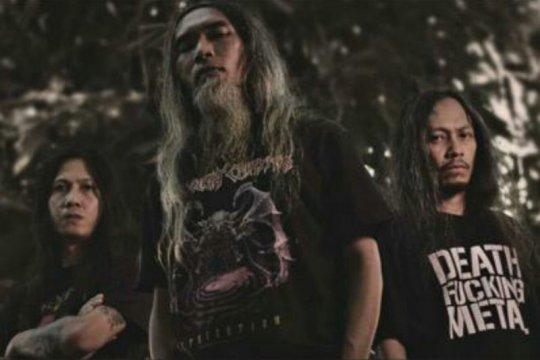 Death Vomit akan luncurkan album keempat akhir bulan Juli