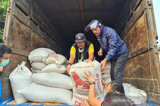 BNN gerebek truk berisi ratusan kilogram sabu-sabu di Tangerang