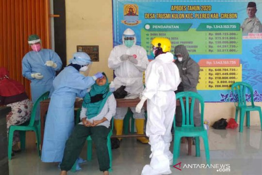 Hasil tes usap dua kluster COVID-19 di Cirebon negatif