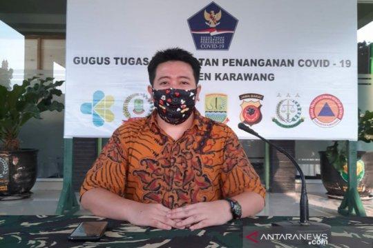 Kasus positif COVID-19 di Karawang bertambah tiga orang