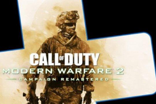 """Sony umumkan game PS Plus terbaru, termasuk """"Call of Duty"""""""