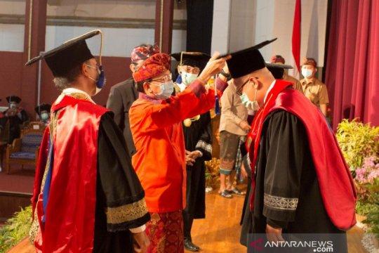 ISI Denpasar miliki dua guru besar baru