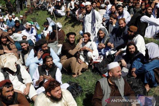 Pemerintah Afghanistan bebaskan 80 tahanan terakhir Taliban