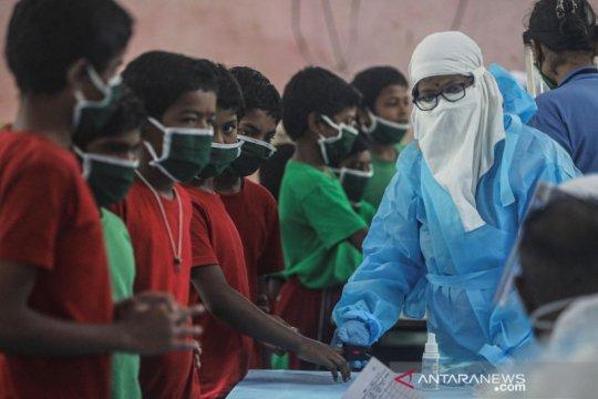 Virus corona di India mendekati 5 juta kasus