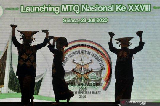 Peluncuran MTQ Nasional ke-28