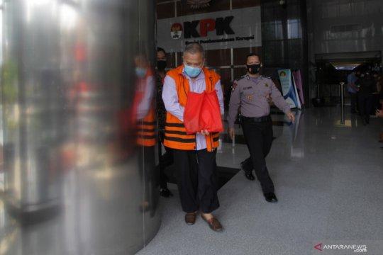JPU KPK limpahkan berkas perkara eks Kalapas Sukamiskin Deddy Handoko