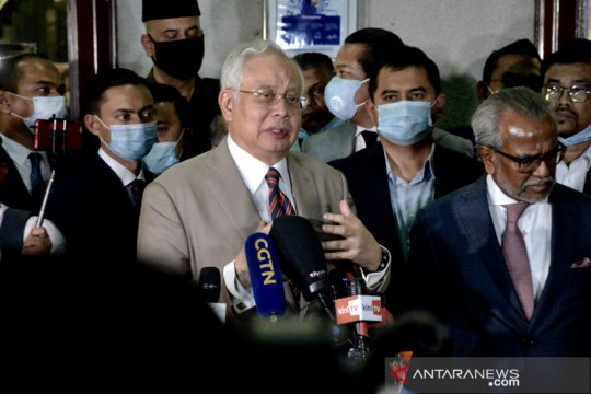 PM Malaysia hormati keputusan mahkamah terhadap Najib Razak