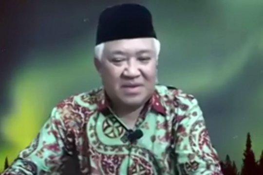 Din Syamsuddin: Isu radikalisme jangan tendensius ke Islam