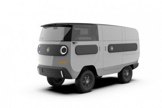 EBussy akan ramaikan pasar mobil listrik komersial