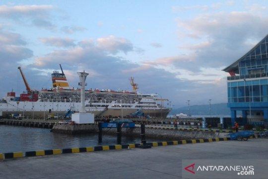 Muatan kapal tol laut Pelni meningkat 300 persen Semester I 2020