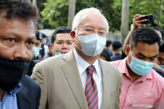 Malaysia cabut gugatan terhadap Goldman Sachs terkait jual saham 1MDB