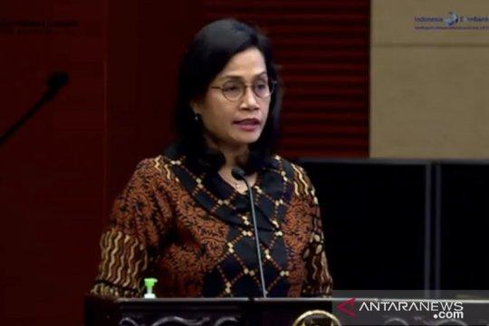 Sri Mulyani: Penilaian Fitch bukti kebijakan ekonomi di jalur tepat