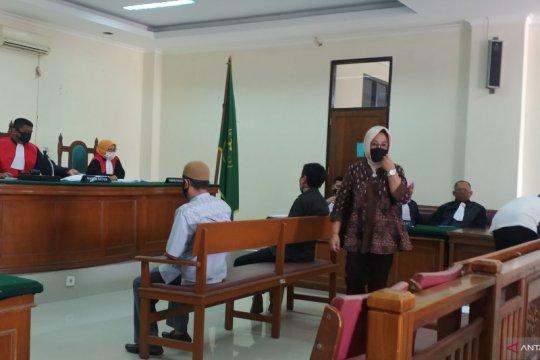 Mantan Dirut RSUD Padang divonis enam tahun penjara
