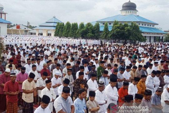 Aceh Tengah larang khatib Shalat Idul Adha dari luar daerah