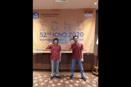 Kemendikbud fasilitasi empat siswa SMA ke IChO ke-52