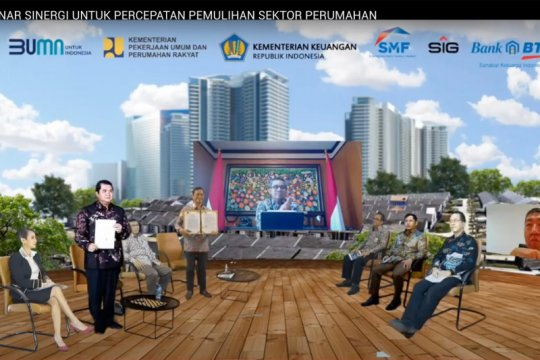Semen Indonesia-BTN kolaborasi percepat pembangunan perumahan