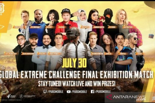De Bruyne dan Dybala ramaikan PUBG Mobile Global Extreme Challenge
