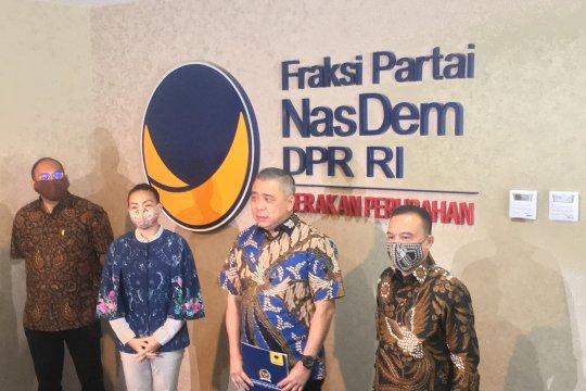 Sufmi Dasco ikut jawab saat keponakan Prabowo ditanya dinasti politik