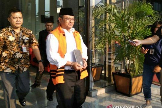 KPK eksekusi mantan Bupati Indramayu Supendi ke Lapas Sukamiskin