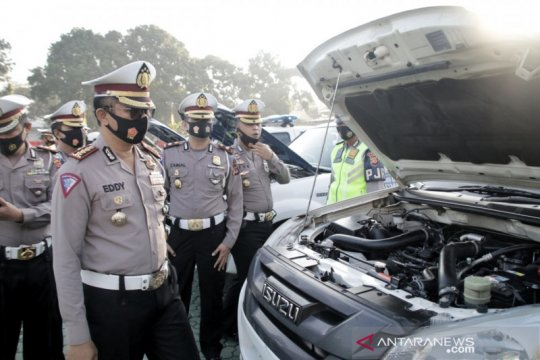 Polda Jawa Barat siapkan rekayasa lalu lintas saat Idul Adha 2020