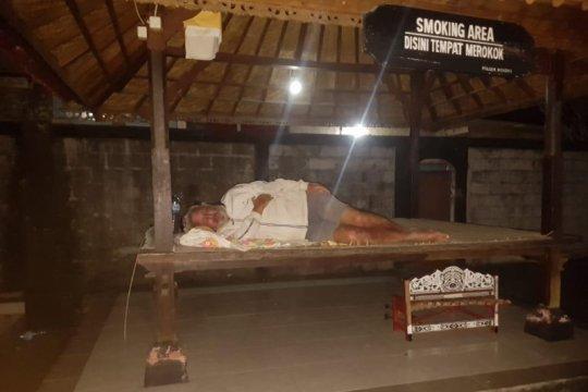 Turis asal Inggris ditemukan menggelandang di Mengwi Badung
