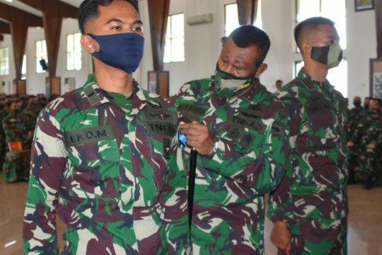Pergeseran pasukan BKO TNI AD di Papua Barat dilakukan bertahap