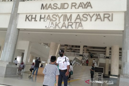 Pengurus Masjid KH Hasyim Asy'ari tak lakukan pemotongan hewan kurban