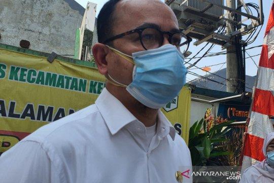 Jumlah kasus baru COVID-19 di Jakarta Pusat masih tinggi