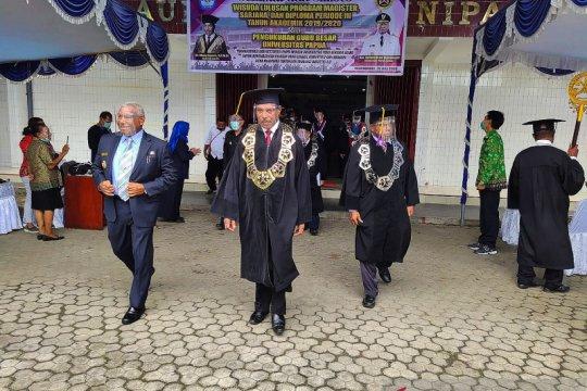 UNIPA Manokwari kembali lahirkan delapan dokter muda Papua