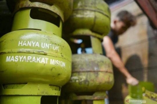 Pertamina tambah pasokan elpiji subsidi 3 kg di Bintan