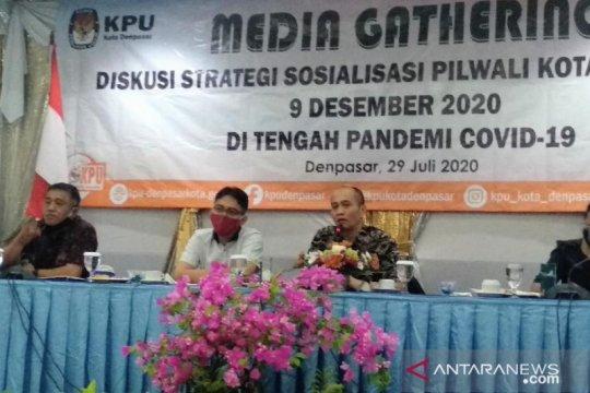 KPU Bali tak larang sosialisasi pilkada dengan tatap muka