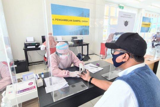Angkasa Pura I fasilitasi layanan rapid test di 11 bandara