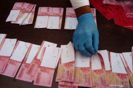 Polisi sita uang Rp15 juta terkait penangkapan artis VS