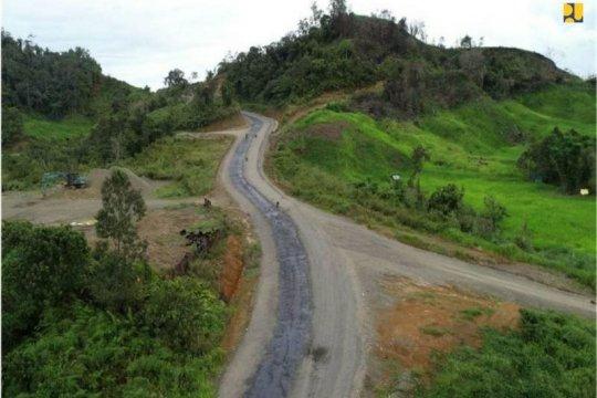 Pemerintah lanjutkan proyek jalan perbatasan RI - Malaysia di Kaltara