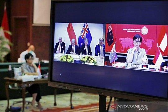 Indonesia-Selandia Baru targetkan  perdagangan Rp40 triliun pada 2024