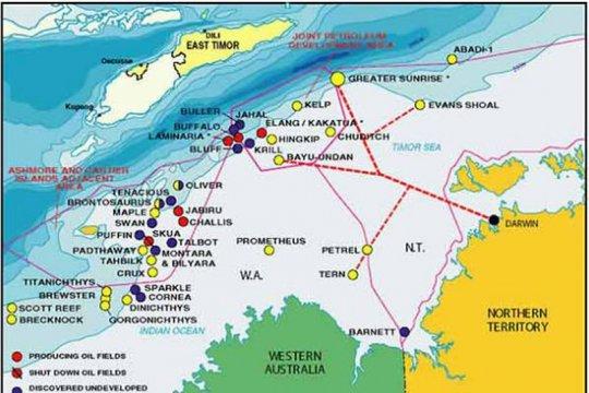 YPTB desak Australia hentikan eksplorasi minyak di Laut Timor