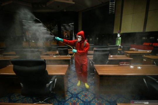 Ketua DPRD DKI rencanakan tes usap massal bagi pekerja di gedung DPRD