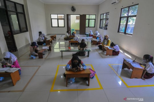 Kelurahan sediakan wifi gratis untuk pelajar