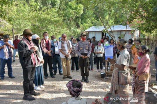 Kapolda NTT: Adat budaya Suku Boti harus tetap dipertahankan