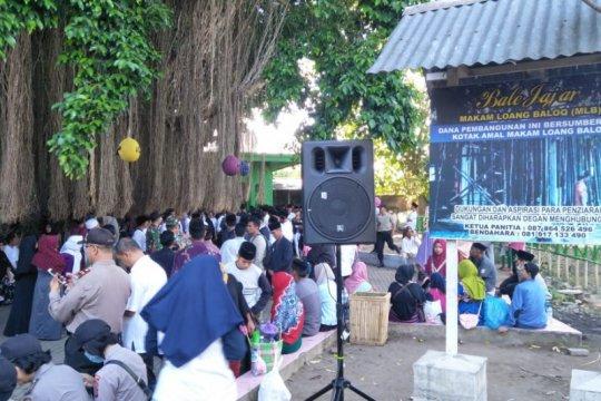 Dispar Mataram buka ziarah makam keramat saat Idul Adha