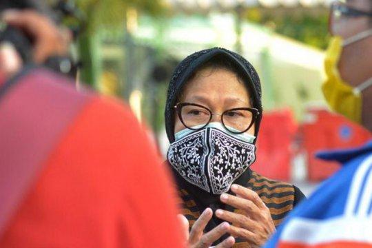 Risma minta pasien COVID-19 di perumahan elit Surabaya isolasi diri