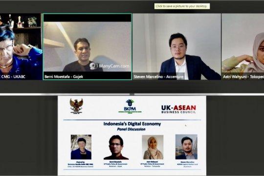 KBRI London ajak Inggris investasi ekonomi digital di Indonesia