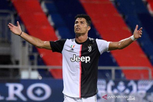Juventus keok dari Cagliari