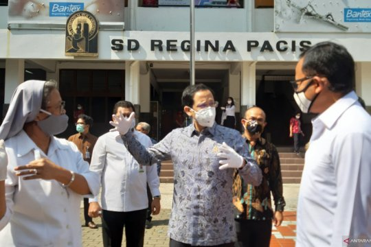 Pemerintah sesuaikan panduan pembelajaran masa pandemi COVID-19