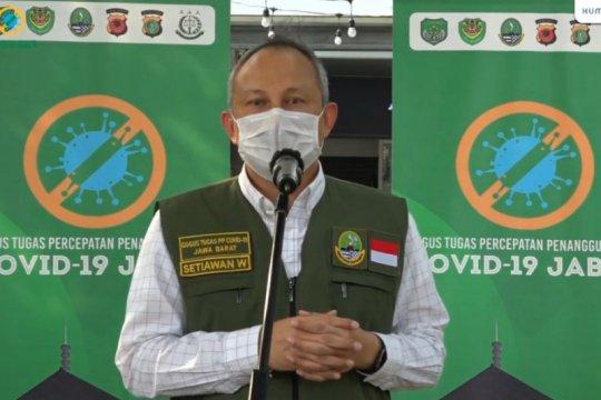 40 pegawai di Gedung Sate Bandung terpapar COVID-19