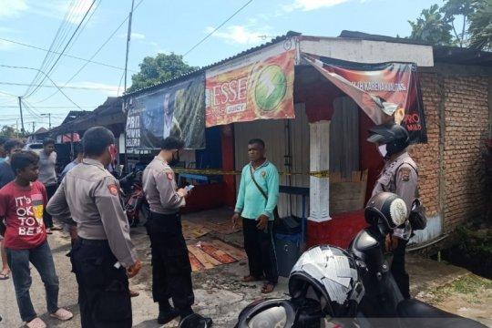 Gara-gara jagung, pria di Padang tusuk tetangganya