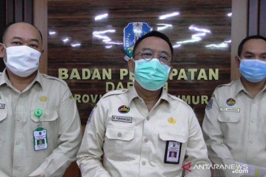 Bapenda Jatim catat penerimaan pengurangan pokok PKB Rp814 miliar