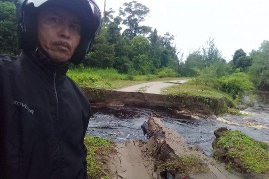 Empat kecamatan di Aceh Singkil diterjang banjir dan longsor