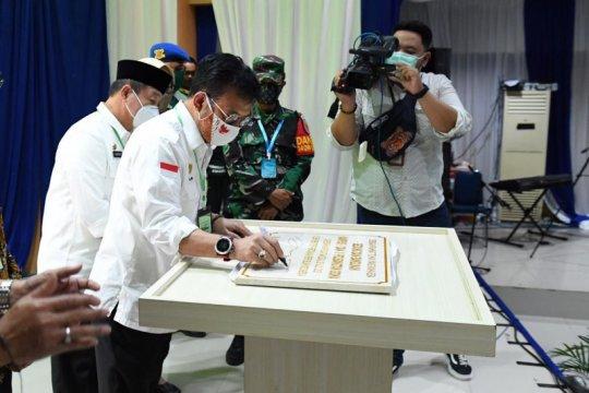 Mentan minta Polbangtan lahirkan SDM ciptakan lapangan kerja